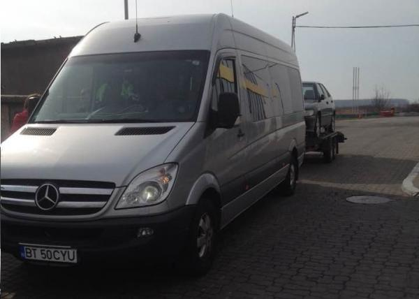 Transport Auto pe Platforma Germania-Suceava